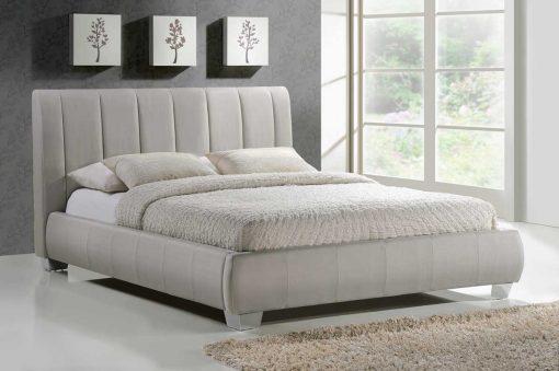 Atlanta Fabric Bed Sand