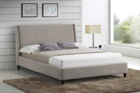 Lincoln Fabric Bed Sand