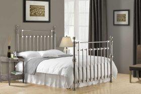 Mayfair Metal Bed Chrome