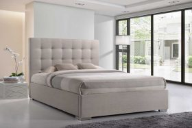 Stockholm Fabric Bed Sand