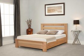 Heartwood Oak Bed